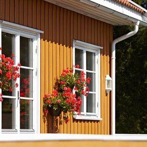Måla om hus lägenhet Bromma
